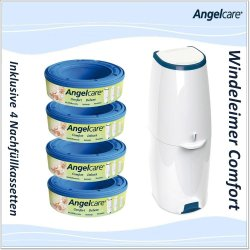 Angelcare Comfort im Test