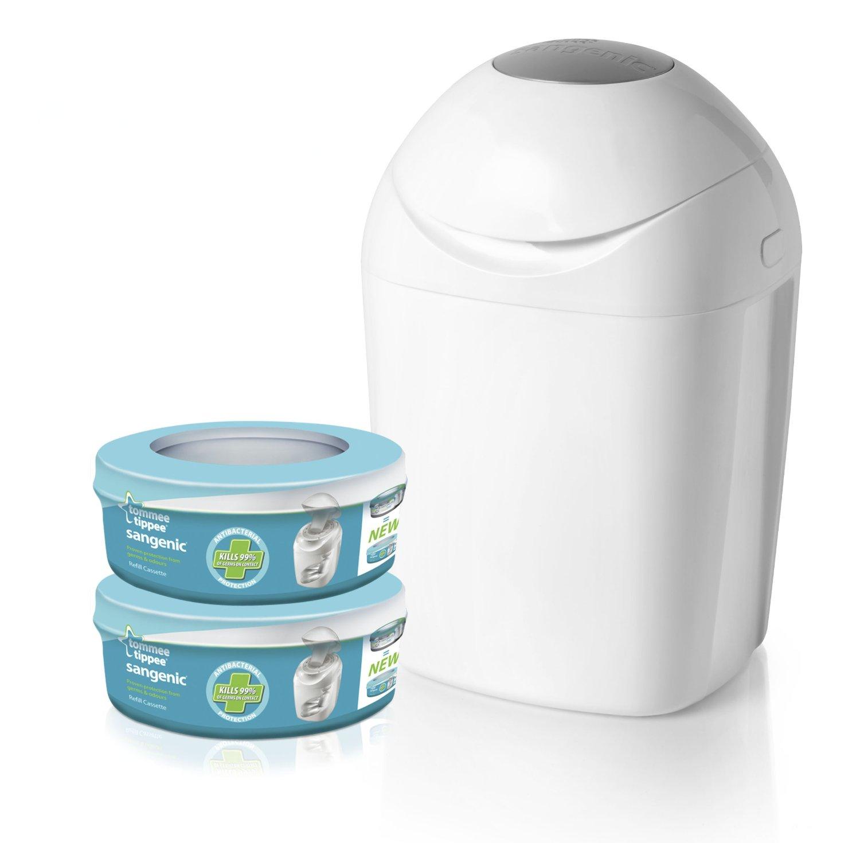 Sangenic Windeltwister MK4 Hygiene Plus im Vergleich